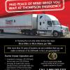 Paid peace of mind while you wait at Thompson Emergency!