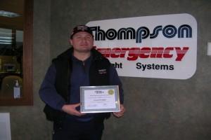 Trucking Certificate